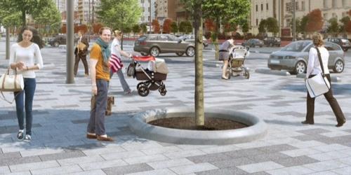 Была улица – станет сквер: как изменится Новый Арбат