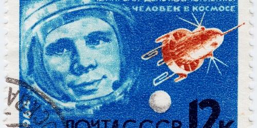 Селфи в честь Дня космонавтики