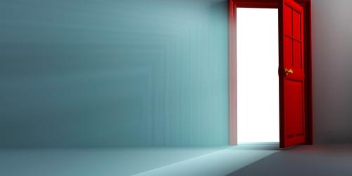 Когда все двери открыты