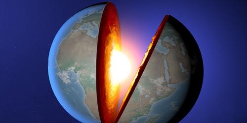 Ученые выяснили: когда ядро Земли стало твердым
