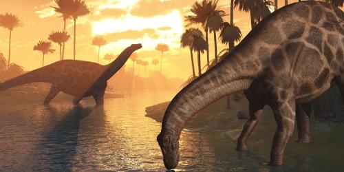 Каким был последний день динозавров