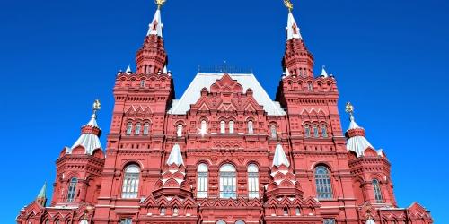 Где услышать 40 увлекательных историй о Москве