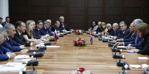 Россия и Куба расширяют сотрудничество в сфере науки, техники и инноваций
